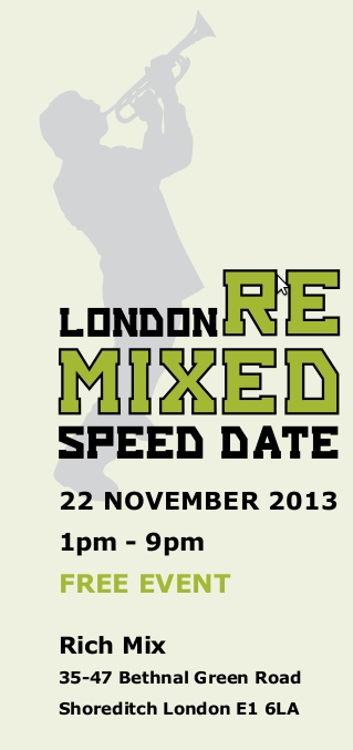 Speed dating bethnal green