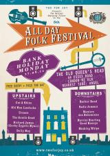 August All Day Folk Festival @ The Old Queen's Head