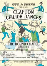 Clapton Ceilidh Dances - 19th October 2017