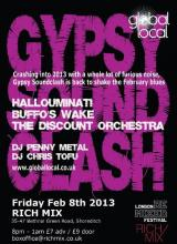 Gypsy Sound clash