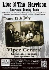 Viper Central @ The Harrison