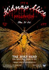 Kidnap Alice Residency at the Scolt Head - October