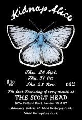 Kidnap Alice Residency at the Scolt Head - September