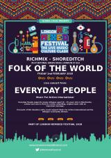 FOLK OF THE WORLD - LONDON REMIXED FESTIVAL