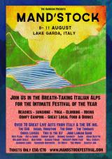 Mandstock Festival 2013 - Lake Garda, Italy