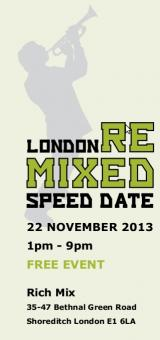 Remixed Speed Dating