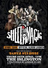 Sheelanagig - London Album Tour Date - 28th April